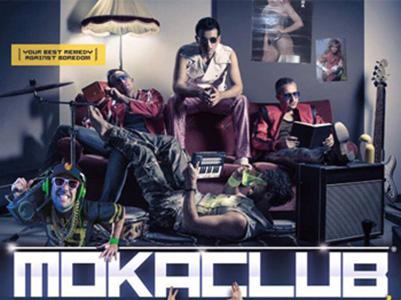 locandina mokaclub